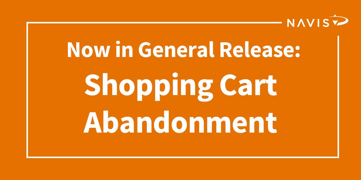 Navis Shopping Cart Abandonment