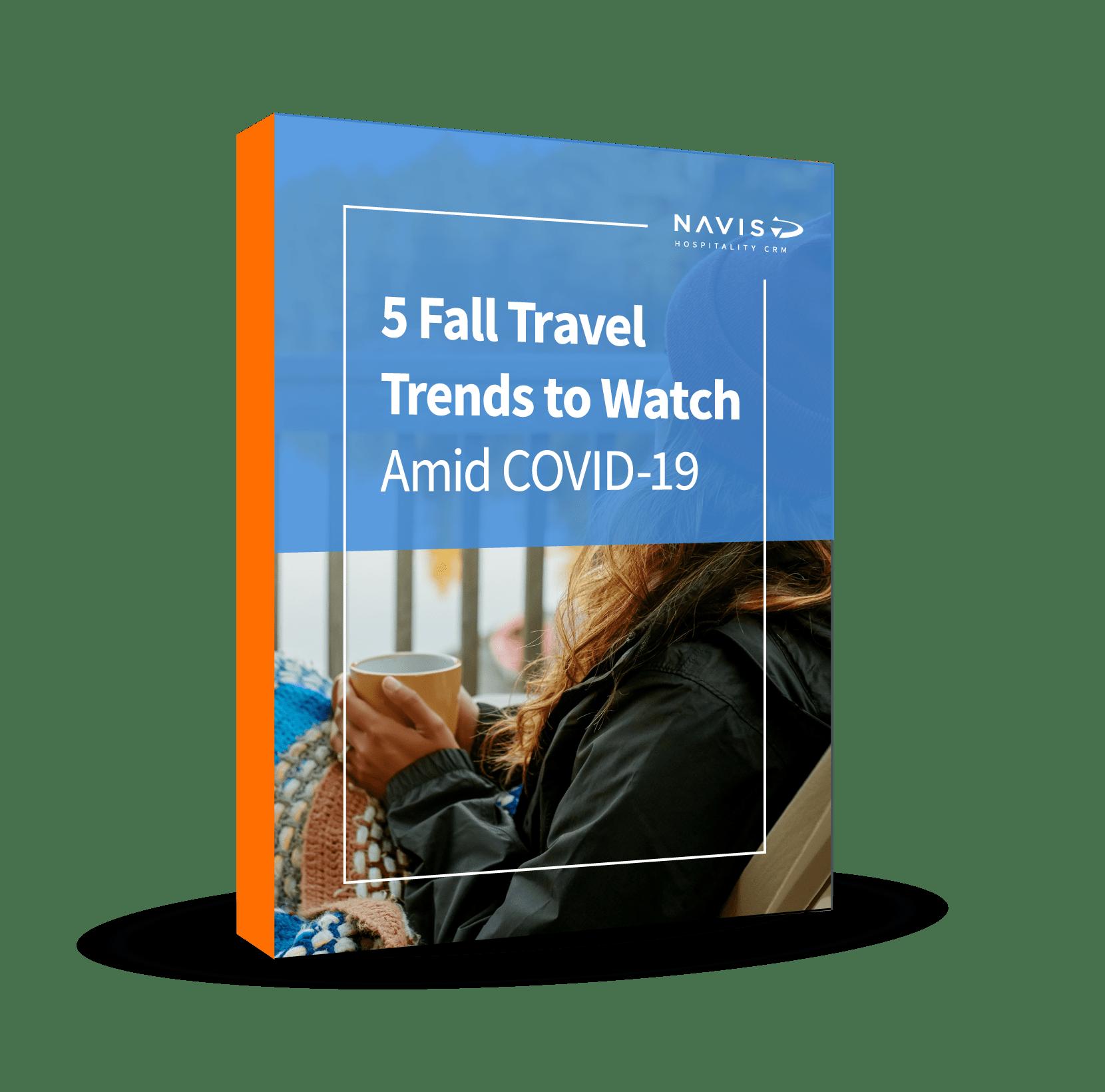 5 Fall Travel Trends eBook